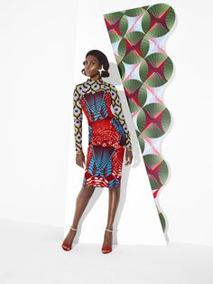 Be Original with @Vlisco's new Fantasia collection