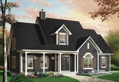 Détail du plan de Maison unifamiliale W2637