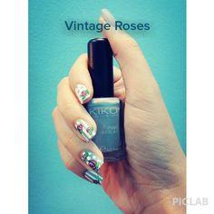 little vintage roses~~~~