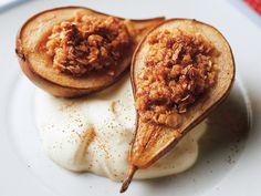 Raw Food Recipes, Healthy Recipes, Healthy Food, Hummus, Pear, Gluten Free, Sweets, Baking, Ethnic Recipes