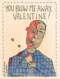 Breaking Bad valentines day card