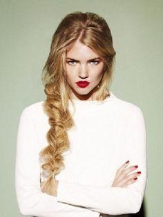stylish fishtail braided hairstyles