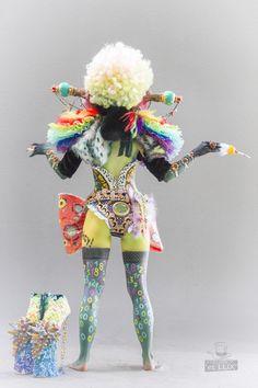WBF 2014 | SFX Bodypainting Qualification 'Pop Art'  Photography: Atelier 'et Lux' (Eve Lumière), Artist ID229: Marina Ekimova - Russia