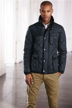 Gilets | Jackets & Coats | Mens Clothing | Next Official Site ...