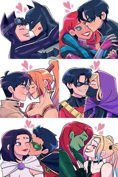 Dc Comics Characters, Dc Comics Art, Marvel Dc Comics, Comic Character, Character Design, Action Comics, Nightwing And Starfire, Mundo Comic, Another Anime
