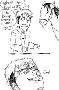 "Attack on Titan - Jean.  ""Good"""