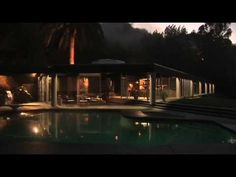 Infinite Space: The Architecture of John Lautner. Documentary about the visionary mid-century architect.