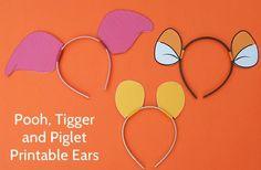 Printable Ears!