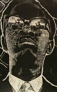 Patrice Lumumba by Thomas Kilpper