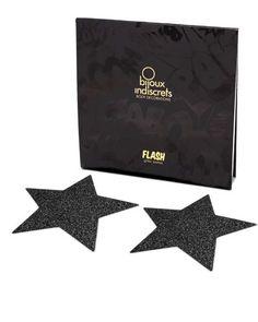 Bijoux Indiscrets - Flash Star - Black