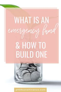 Having an emergency fund is the first step to achieving financial freedom. Learn seven ways you can start and build an emergency fund today from scratch no matter your income. Making A Budget, Create A Budget, Financial Success, Financial News, Money Saving Challenge, Saving Money, Sinking Funds, Budget Template, Managing Your Money