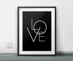 Love, geometric modern poster design. Digital download. No waiting for shipping. A quick and affordable way to add beautiful new artworks to your walls. WHAT YOU WILL RECEIVE: 1) 4:5 ratio file for printing: Inch: 4x5, 8x10, 11x14, 12x15, 16x20 Cm: 10x12, 20x25, 28x35, 30x38, 40x50 2) 3:4 ratio file for printing: Inch: 6x8, 9x12, 12x16, 15x20, 18x24 Cm: 15x20, 22x30, 30x40, 38x50, 45x60 3) 2:3 ratio file for printing: Inch: 4x6, 6x9, 8x12, 10x15, 12x18, 16x24, 20x30, 24x36, 28x42, 32x48 ...