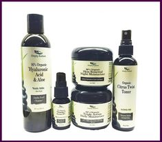 Organic Skin Care Natural Skin Care Anti by SimplyRadiantBeauty