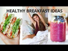 EASY VEGAN BREAKFAST IDEAS FOR SCHOOL & WORK - http://veganvideorecipes.com/easy-vegan-breakfast-ideas-for-school-work/