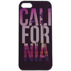 Kalifornia-kuori iPhone 5/5S