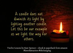 Sharing your light