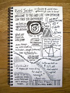 Inc. 500|5000 2012 Sketchnotes Page 5 of 15 | by Think Brownstone