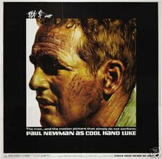 Paul Newman 'Cool Hand Luke' Film print (12 x 18)
