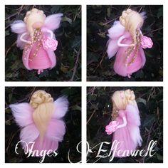 *Elfe der LIEBE gefilzt* von Inges Elfenwelt auf DaWanda.com