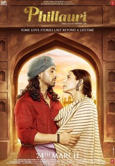 Anushka Sharma and Diljit Dosanjh look deeply in love in the new poster of #Phillauri