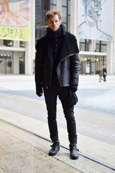 Men's Street Style Outfits For Cool Guys (29)