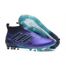 brand new e051b 10567 2017 Adidas ACE 17 PureControl FG Botas de futbol Purpura