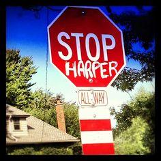 Stop Harper