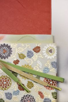西陣唐織袋帯(礼装用)