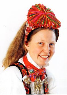 Hello all, This is the second part of my overview of the costumes of Norway. This will cover the central row of provinces in Eastern N. Norwegian Clothing, Bridal Crown, Heartland, Headdress, Norway, The Row, Two By Two, Costumes, Embroidery