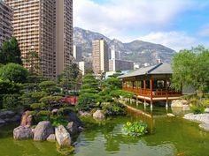 Monaco - Japanese Garden