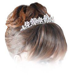 Wedding Tiara Pearl Tiara Bridal Tiara Crystal Tiara