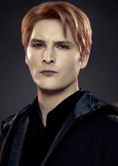 Carlisle Cullen (pronounced Car-lyle), born in 1640 in London, England, is the founder and leader of the Olympic coven. He is the second husband of Esme Cullen and the adoptive father of Emmett, Alice, Edward Cullen, and Jasper and Rosalie Hale. He is also the adoptive father-in-law of Bella Swan and adoptive grandfather of Renesmee Cullen.