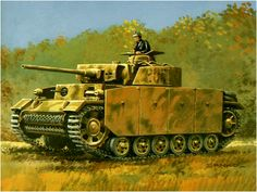 Panzer III Ausf. M del que se fabricaron 250 unidades entre 1942 y 1943