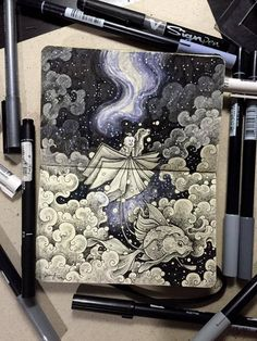 Last night's dream. Kerby Rosanes