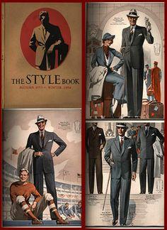 The Style Book, Autumn 1935/Winter 1936