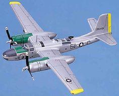 A-26 Invader by Douglas