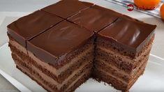 Bosnian Recipes, Croatian Recipes, Sweet Desserts, Sweet Recipes, Arabic Dessert, Sponge Cake Recipes, Desert Recipes, Mini Cakes, Easy Meals