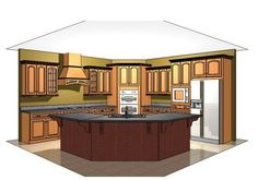 New kitchen corner pantry layout double ovens ideas Best Kitchen Layout, Kitchen Cabinet Layout, Kitchen Cabinet Remodel, New Kitchen Cabinets, Diy Bathroom Remodel, Kitchen Pantry, Oak Cabinets, Restroom Cabinets, Budget Bathroom