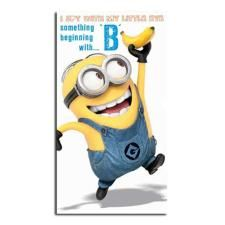 48 Best Minion S Images Minion Card Minion S Happy Birthday Signs