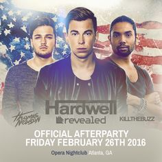 18+   Doors at 10pm  Liquified & Opera Nightclub are pleased to announce the OFFICIAL HARDWELL AFTERPARTY at Opera Nightclub featuring sets by HARDWELL, Kill The Buzz and Thomas Newson. Tickets are now on sale and will go super fast  LIMITED CAPACITY    --  FREQUENTLY ASKED QUESTIONS  How can I upgrade my general admission ticket to VIP?/How can I change from a 21+ general admission ticket to an 18+ ticket?  Please email info@liquified.com with your name and order number and we will help…