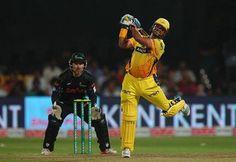 Suresh Raina 90 (43) vs Dolpins