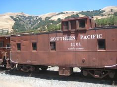 With both Gold Rush era steam engines and vintage diesels pulling a train of historic Pullman coaches, excursion cars for taking in the fresh air, and even a little dining car, the historic Niles Canyon Railway is like climbing aboard a toy train set, in real life.