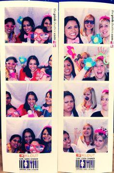 Fun at Klout's Girl Geek Dinner! via @itsmesahana