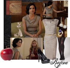 Regina Mills fashion and style ideas