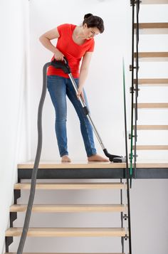 The Best Vacuum For Stairs Keep Your Home Spotless Today! Home Technology, Latest Technology, Good Vacuum Cleaner, High Tech Gadgets, Best Vacuum, Things To Come, Good Things, Yoga For Weight Loss, Vacuums