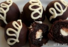 Hostess Cake Balls - Chef in Training blog