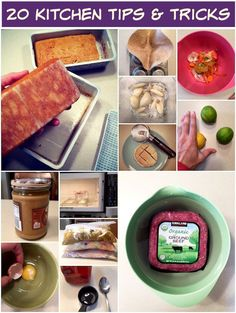 These 20 Kitchen Tips and Tricks will help make life easier for all cooks from beginner to expert! How many have you tried?