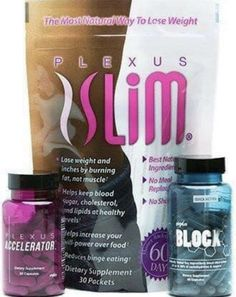 Are you fretting about summer? Consider trying the Plexus Slim, Accelerator and Block Combo. Experience the synergetic effects of this combo, you lose more weight. With the proprietary blend of high- quality ingredients, Plexus Slim, Accelerator+ &Block work to burn fat, maintain healthy blood sugar levels & decrease appetite. All products have a 60day MDG.