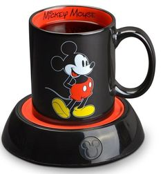 Disney's Mickey Mouse Coffee Mug & Warmer. Love it and it's on sale for just $9.99. Can't beat that price.