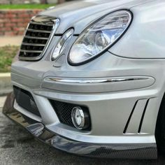 Mercedes E55 AMG • W211